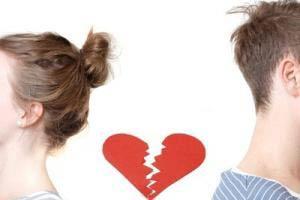 تجربه عشق,شکست عشقی
