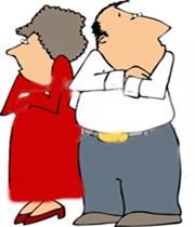 انتقاد از همسر,ایرادها
