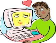 جستوجوی همسر خوب در اینترنت