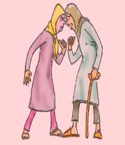 دعوای مادر زن و داماد,دعوای عروس با مادرشوهر