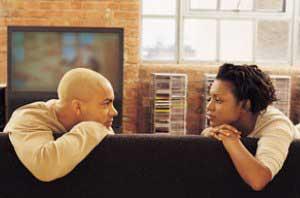 عشق و دلبستگی,زندگی مشترک