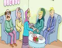 مراسم خواستگاری,پایداری ازدواج