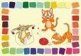 گربه, داستان, قصه کودکانه