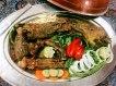 طرز تهیه پخت خوراک های دم گاو