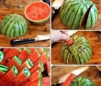 نمایش پست :برش صحیح هندوانه