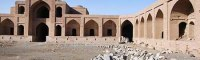 کاروانسرای مهر,کاروانسرای تاریخی روستای مهر
