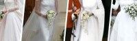 لباس عروسی پرنسس های جهان,طراحان لباس عروس